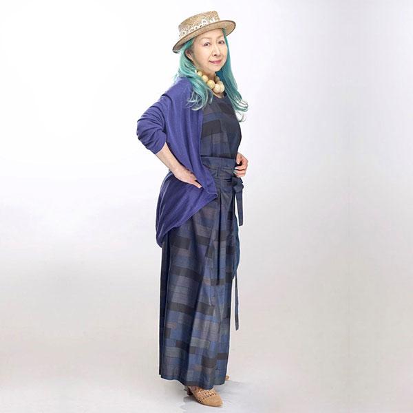 オーダーメイドのMorie TOKYO着物リメイク