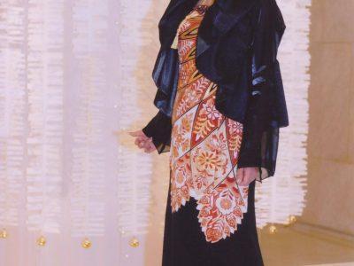 留袖ドレスサムネイル
